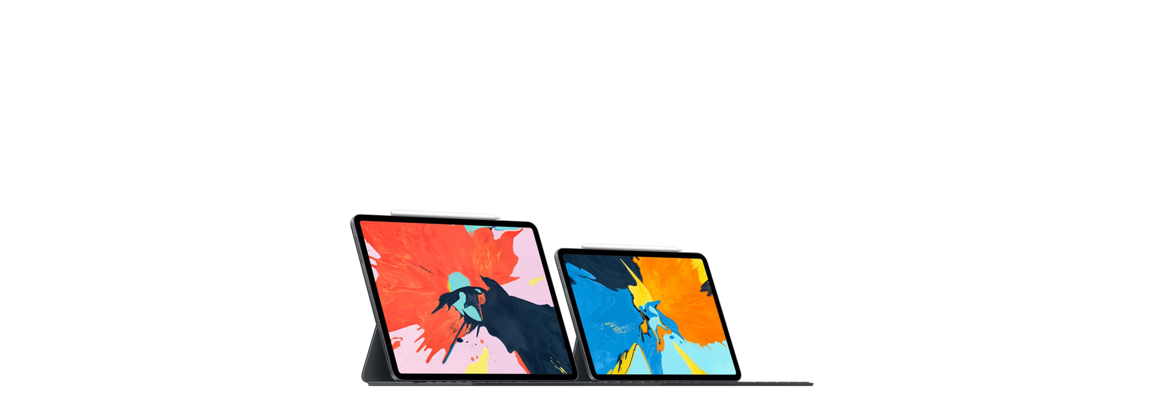 iPad Pro 2018 Main