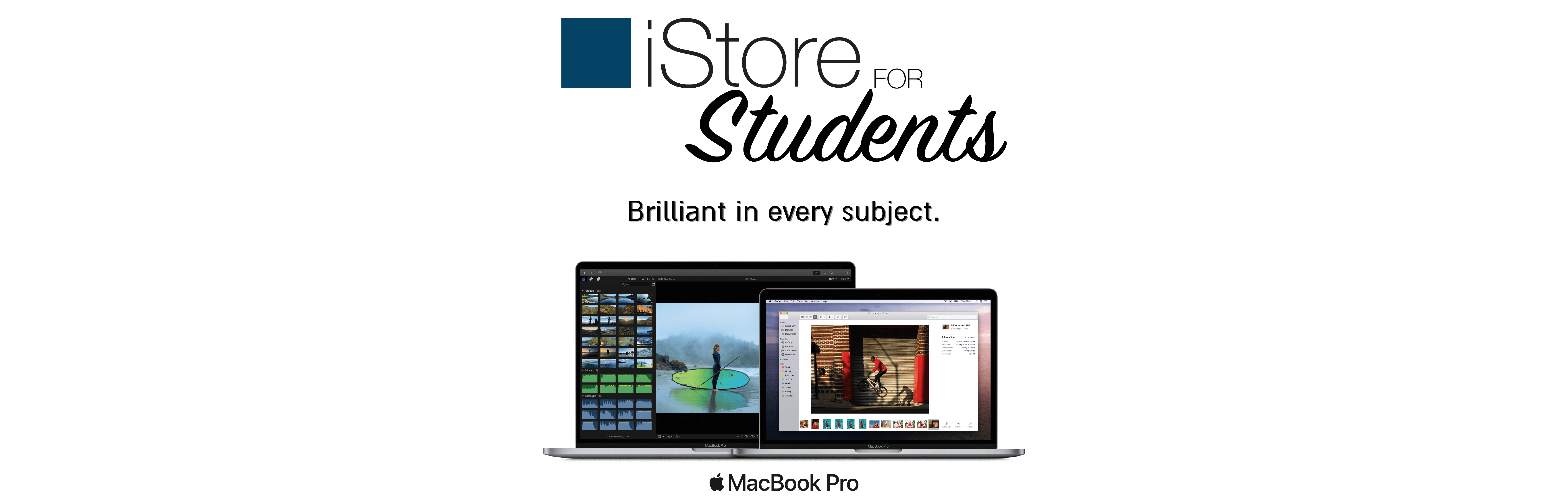 iStore for Students