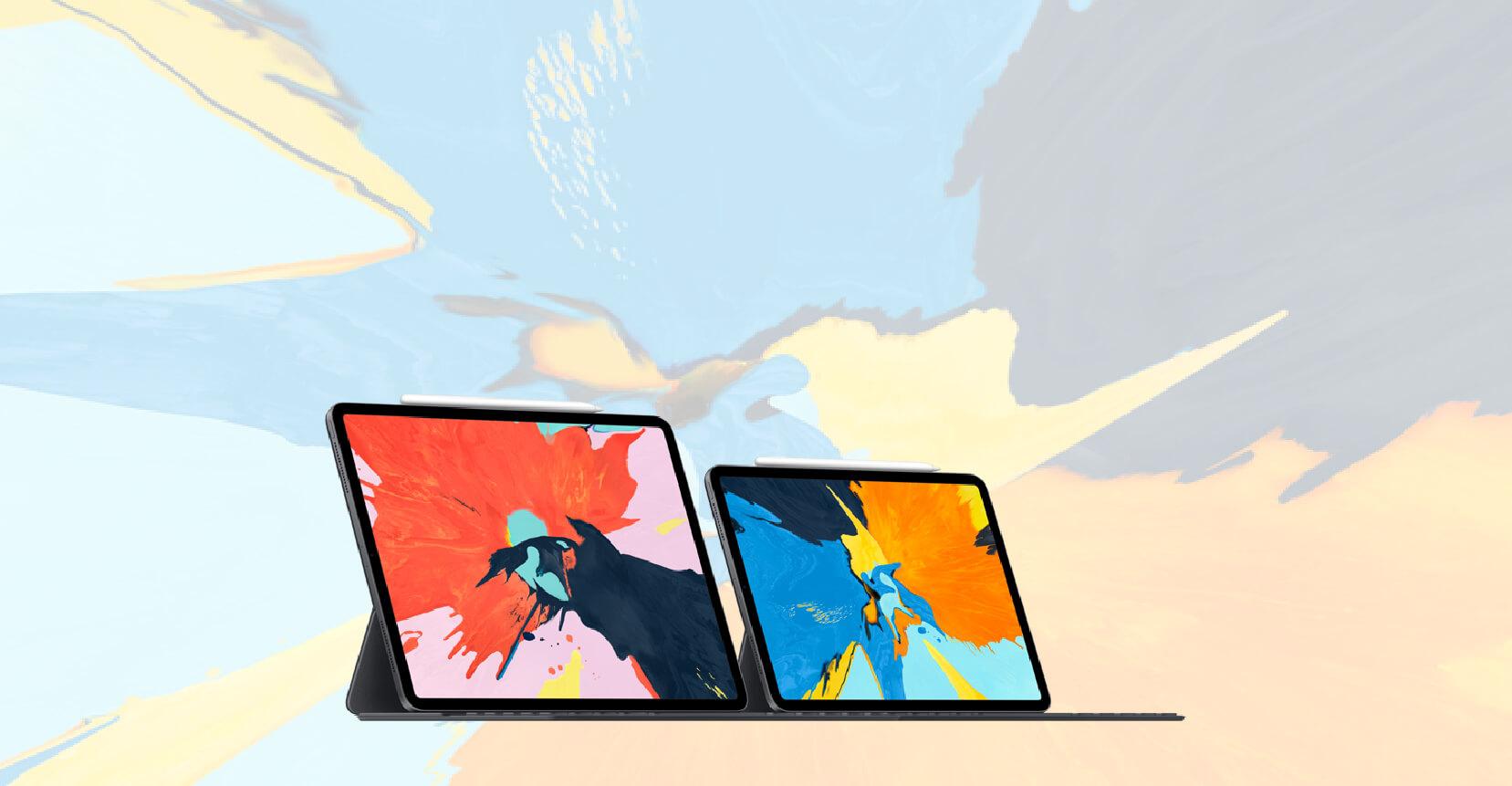 iPad Pro - info Slide