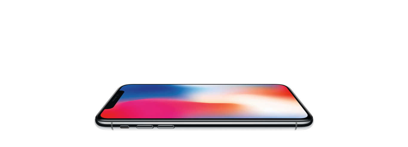 iPhone X Main Slider