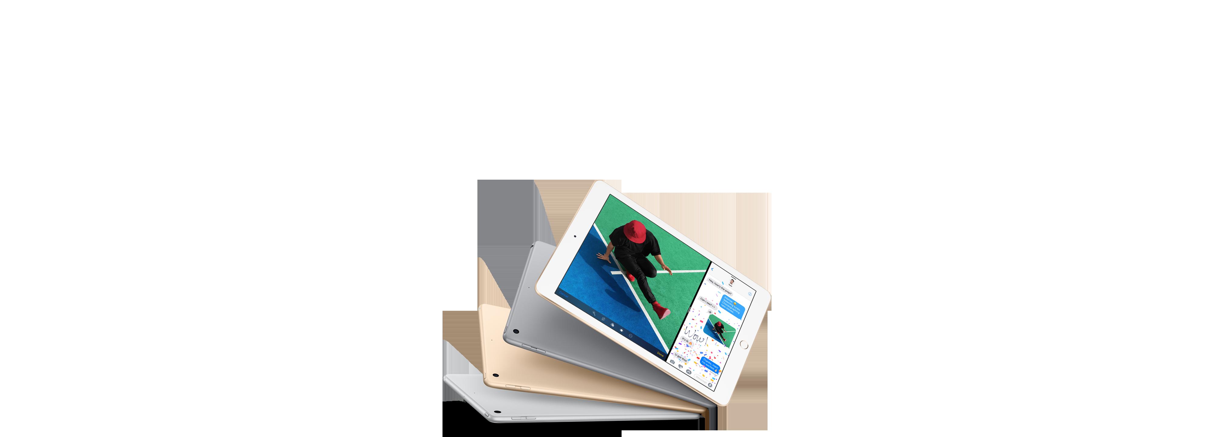 iPad 2017 Main
