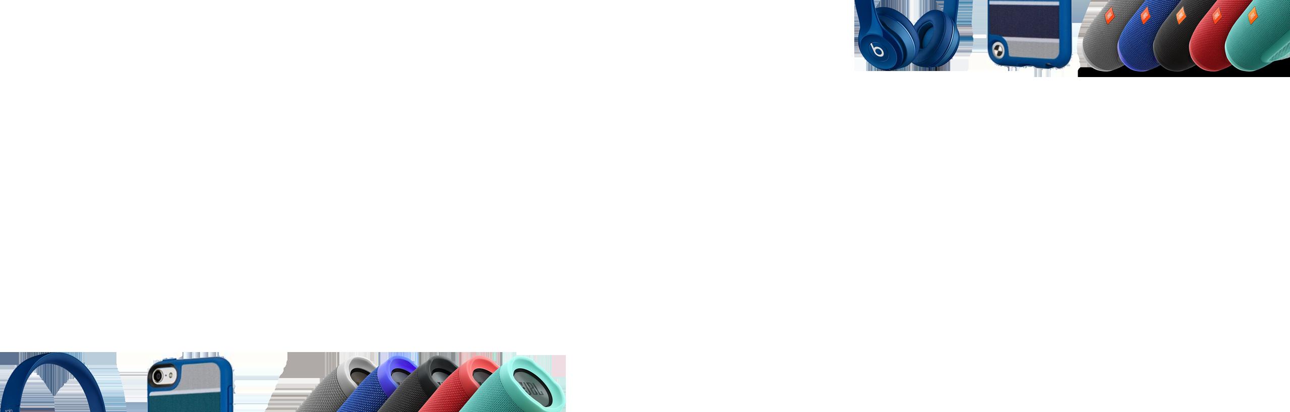 עמוד אביזרים - אייפוד