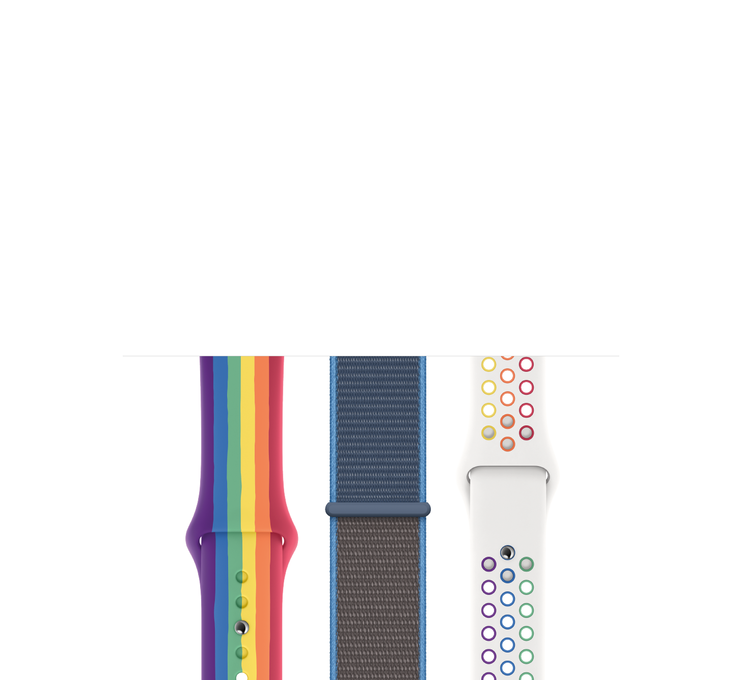 Apple Watch Promotion | Pride