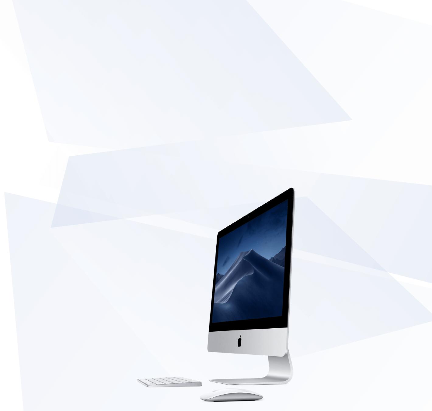 iMac info (2019) 1