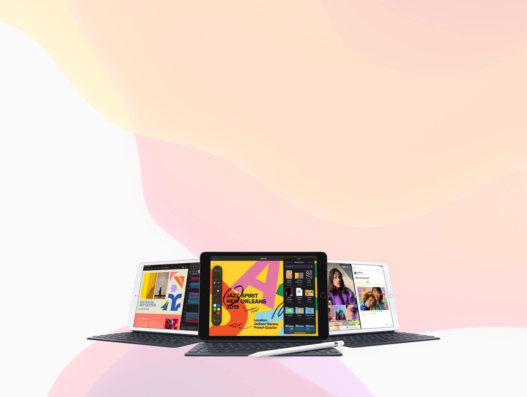 iPad (2019) Main