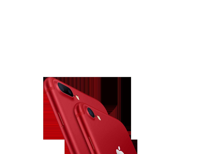 iphone red main slider