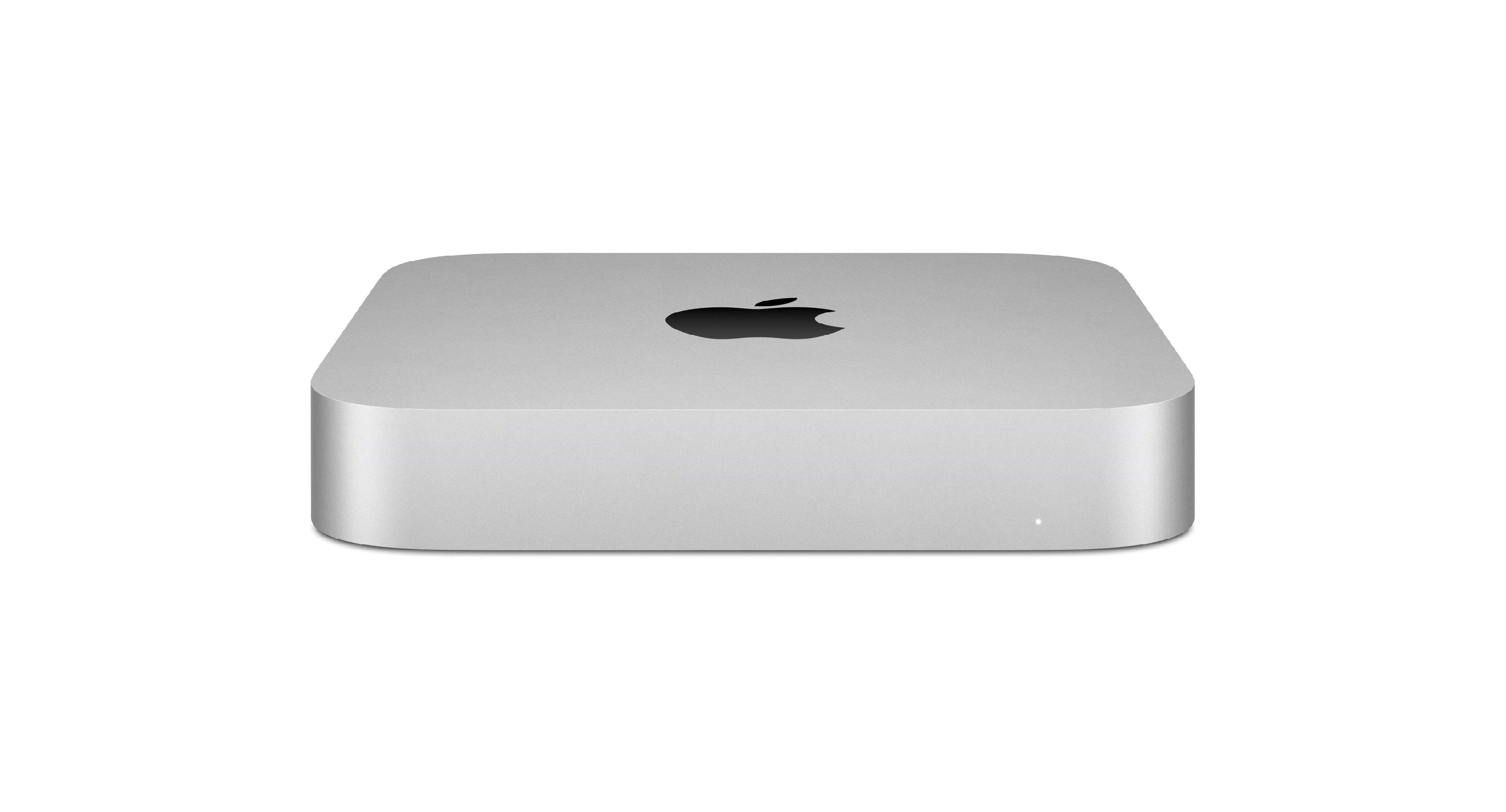 בחרו את ה-Mac Mini שלכם