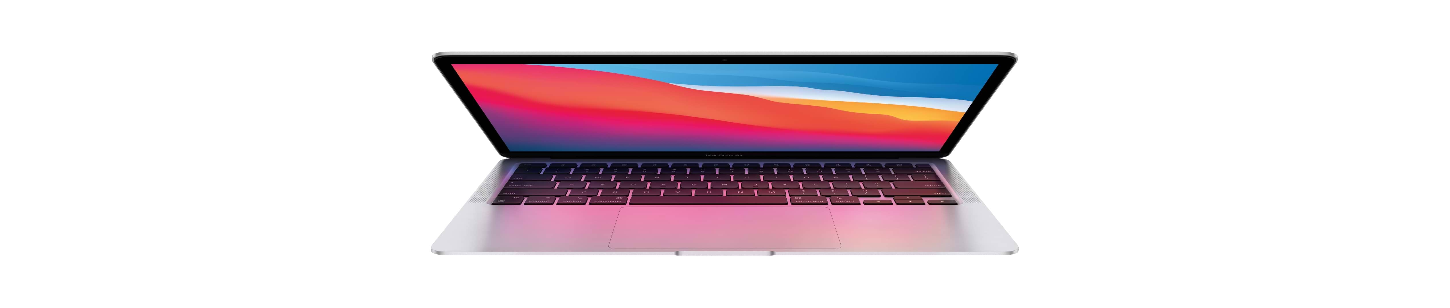 בחרו את ה-MacBook Air שלכם