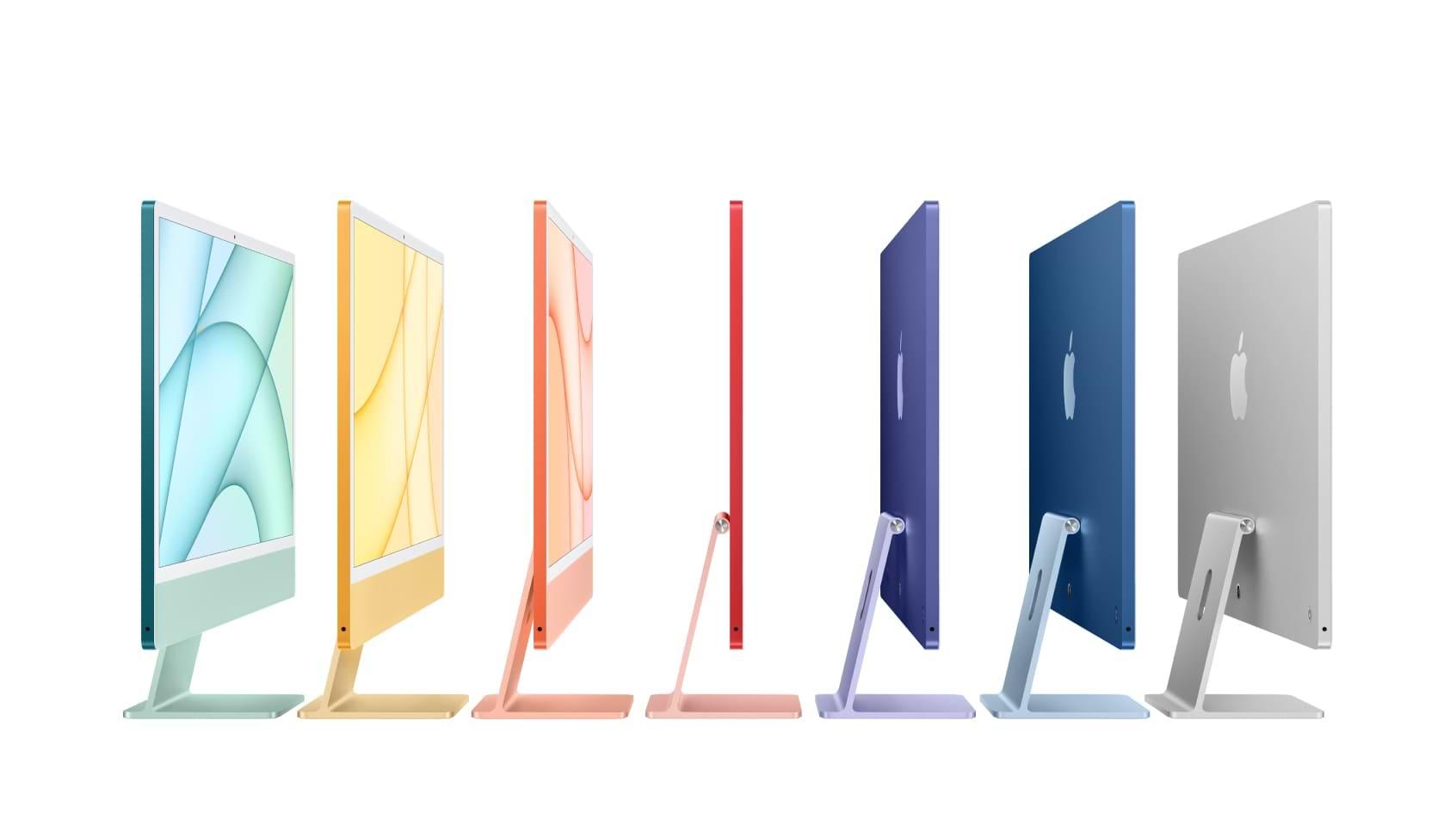 בחרו את ה-iMac שלכם!