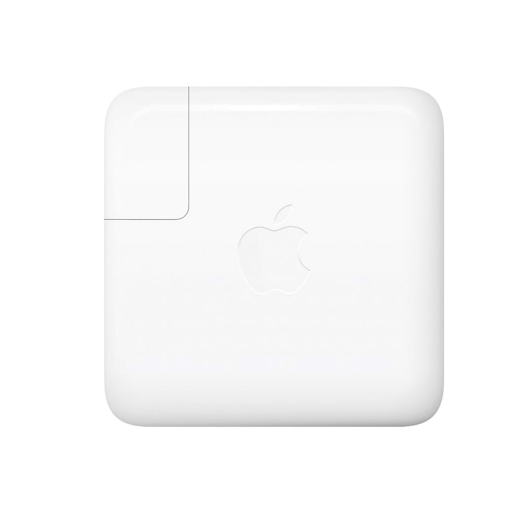 Apple - 61W USB­-C Power Adapter / White