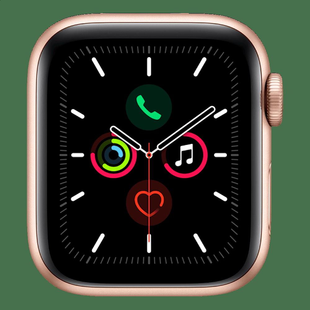 Apple - AppleWatch Series4 GPS+Cellular 40mm / Gold Aluminium (Case Only) *תצוגה*