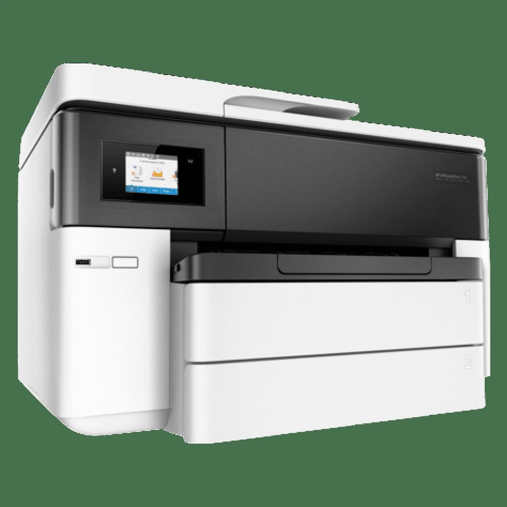 HP - OfficeJet Pro 7740 Wide Format AIO A3