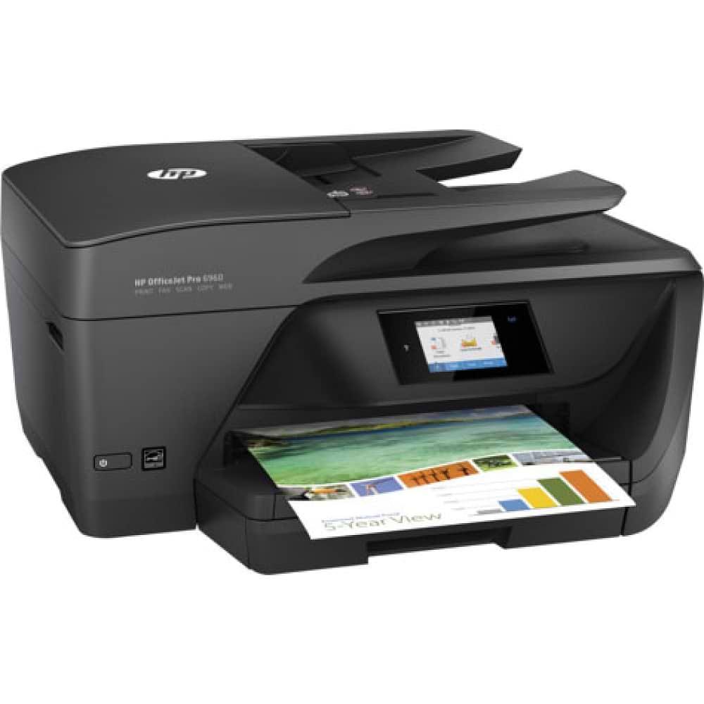 HP - Officejet Pro 6950 AIO 625