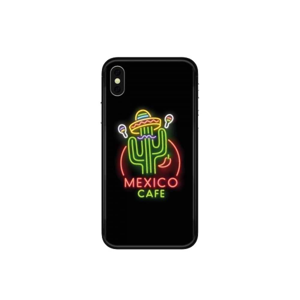 Benjamins - Neon for iPhone X/XS / Cactus