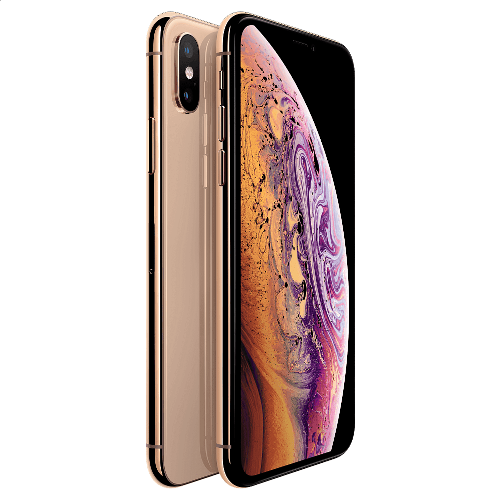 iPhone XS Max 64GB / Gold *מחודש*