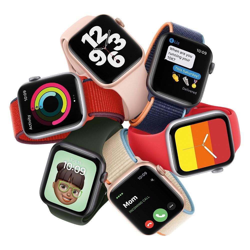 Apple - Apple Watch SE