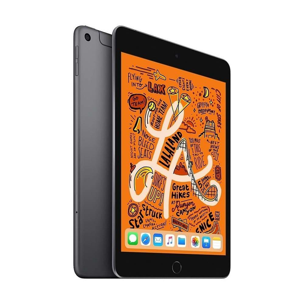 iPad mini 5 Wi-Fi + Cellular 256GB / Space Grey *מחודש*