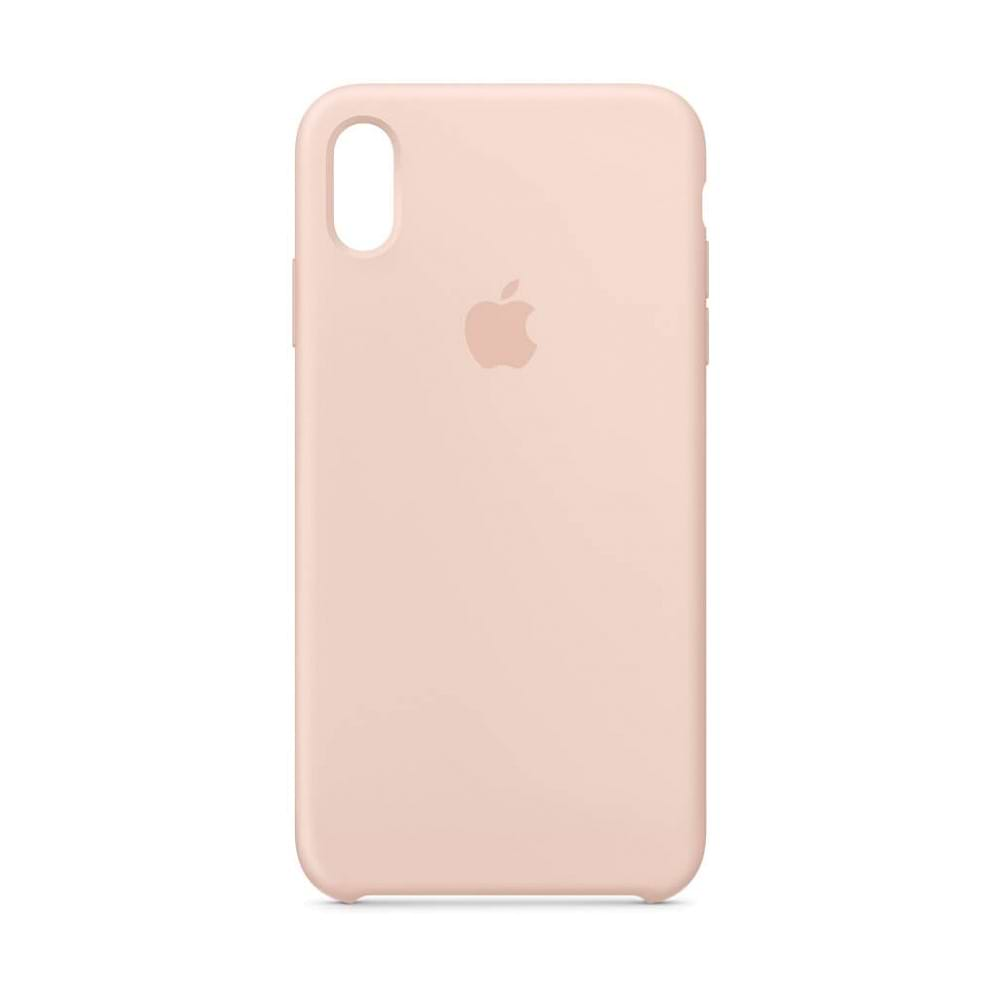 Apple - iPhone XS Max Silicone Case