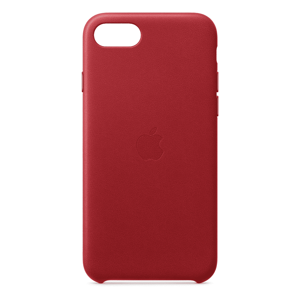 Apple - Leather Case for iPhone SE