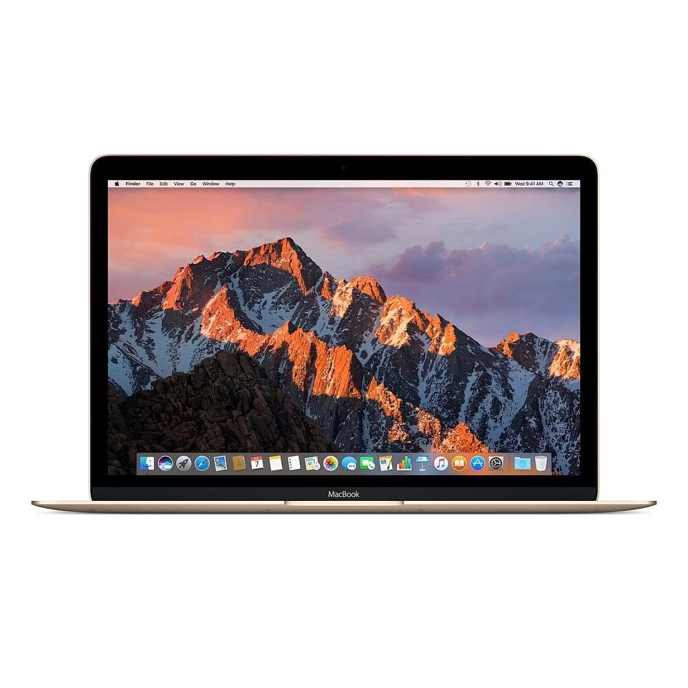 MacBook 12 (Early 2015)/1.1GHz/8GB Ram/256GB Flash Storage / Gold *תצוגה*