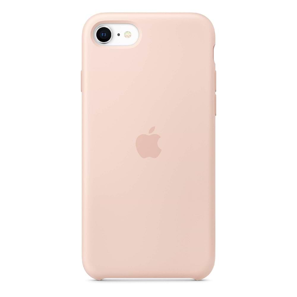 Apple - Silicone Case for iPhone SE