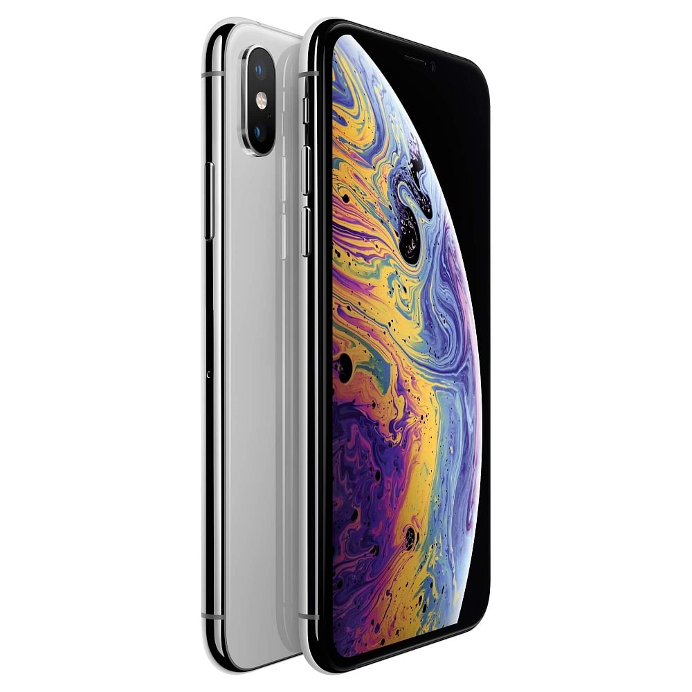 iPhone XS Max 64GB / Silver *מחודש*