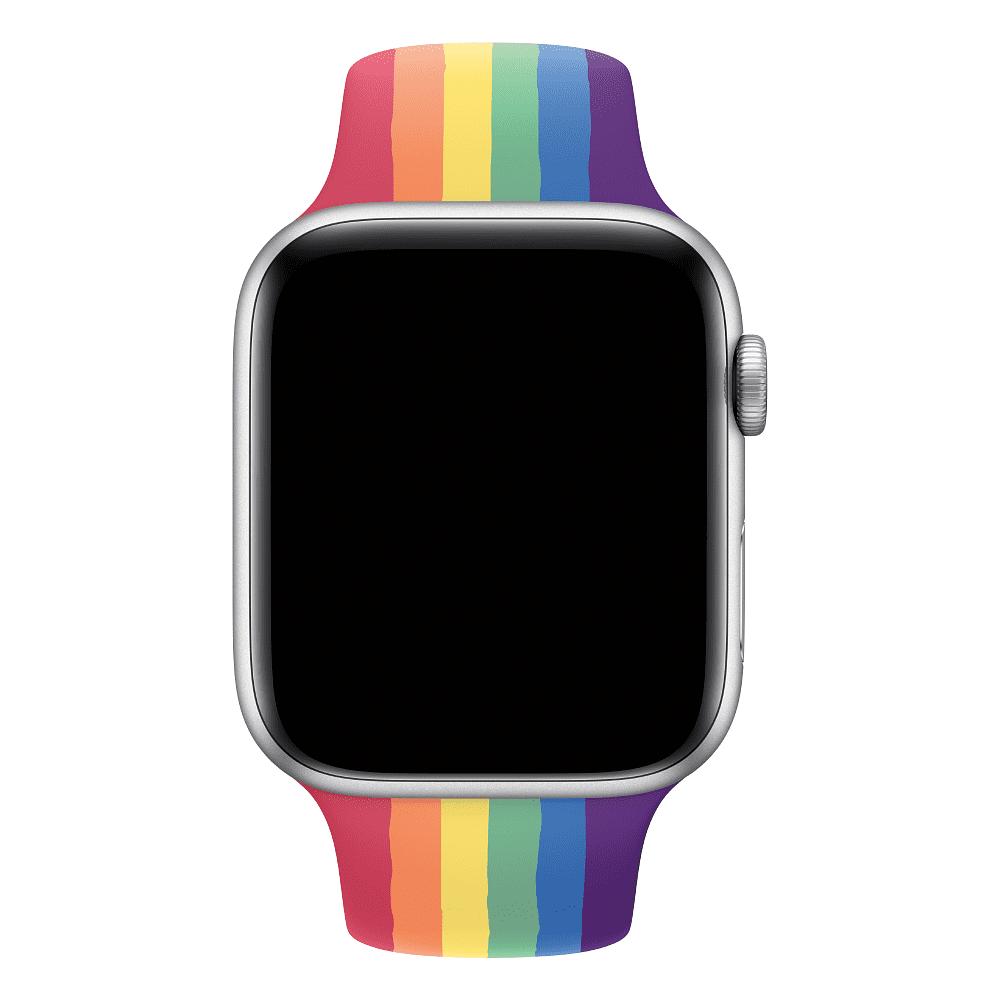 Apple - Apple Watch Sport Band / Pride Edition