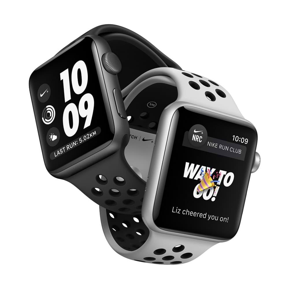 +Apple Watch Series 3 Nike