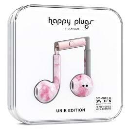 HappyPlugs - Earbud Plus / Pink Flamingo