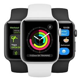Apple - Apple Watch Series 3