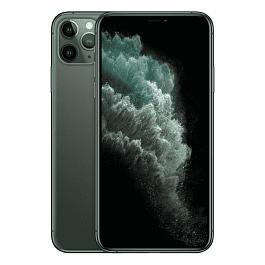 Apple - iPhone 11 Pro Max 64GB / Midnight Green *תצוגה*