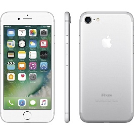 iPhone 7 128GB / Silver *תצוגה*