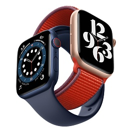 Apple - Apple Watch Series 6