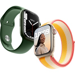 Apple - Apple Watch Series 7