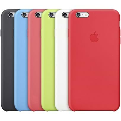 iPhone 6/6s Plus Silicone Case 2014