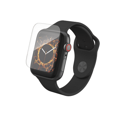 Zagg - Screen Protector for Apple Watch 44mm ללא צבע