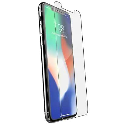 Recover - Glass Screen Protector for iPhone Xs Max / Clear Clear
