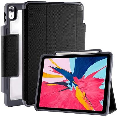 STM - Dux Plus Duo Case for iPad Pro 11 (2020) / Black Black
