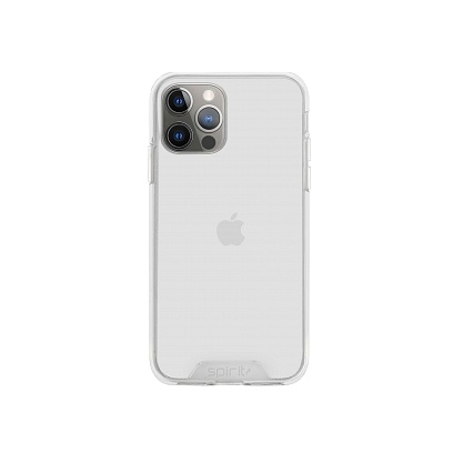 Spirit - Case for iPhone 12 / 12 Pro Clear