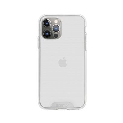 Spirit - Case for iPhone 12 Pro Max Clear