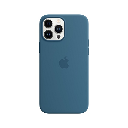 Apple - iPhone 13 Pro Max Silicone Case with MagSafe