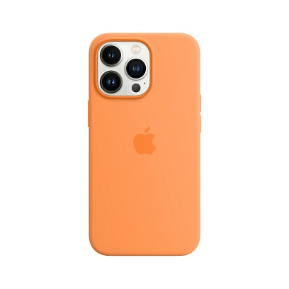 Apple - iPhone 13 Pro Silicone Case with MagSafe