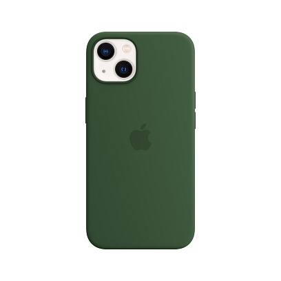 Apple - iPhone 13 Silicone Case with MagSafe