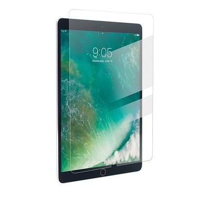 DoubleGlass - Screen Protector for iPad 10.5 Clear