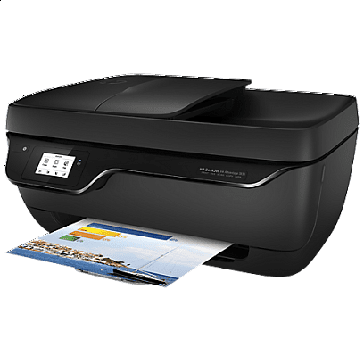 HP - DeskJetInk Advantage 3835 All-in-One Black