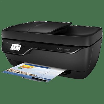 HP - DeskJetInk Advantage 3835 All-in-One Black
