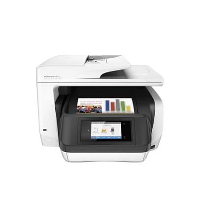 HP - Officejet Pro 8720 Black