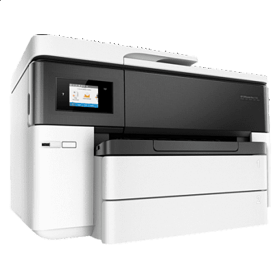 HP - OfficeJet Pro 7740 Wide Format AIO A3 Black