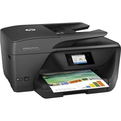 HP - Officejet Pro 6950 AIO 625 Black
