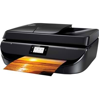 HP - DeskJet IA 5275 All in One Printer Black
